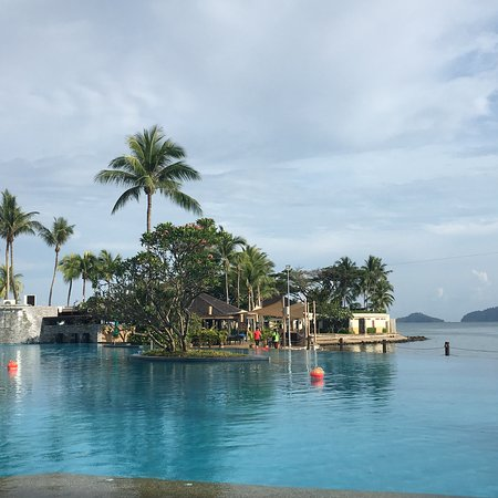 香格里拉丹绒亚路度假酒店照片