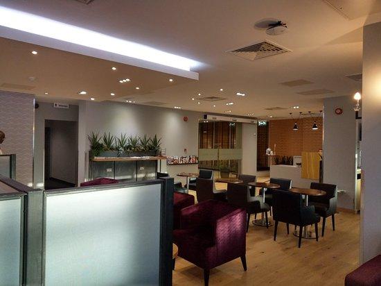 Bilde fra Club Aspire Lounge Gatwick