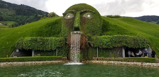 Wattens, Austria: The Crystal King