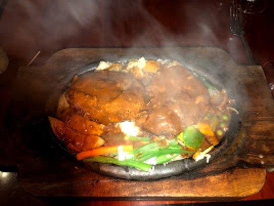 Dehiwala, Sri Lanka: seer fish meal