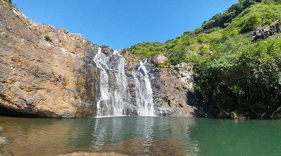 Escapade Paradise: Seven Water Falls