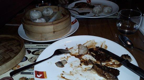 Yo! China Cafe: Yo China - pork rib