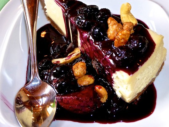 Trailhead Resort: Luscious desserts to tempt you