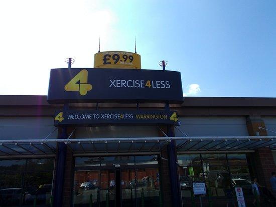 Xercise4Less Warrington