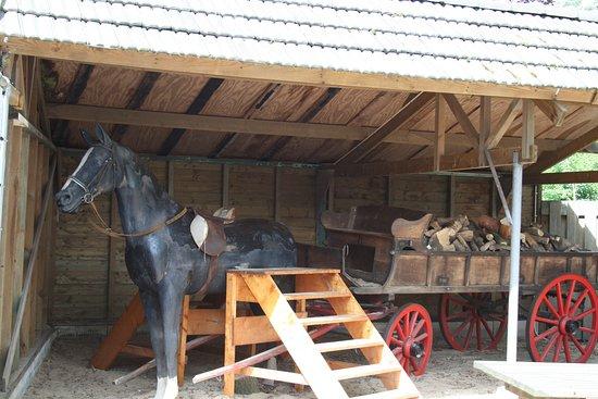 Lemele, Países Baixos: Speelpaard en wagen