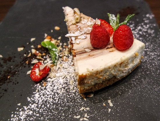 Easy Lounge: THE CHEF'S  SPECIAL DESERT