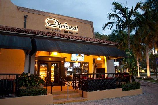 Diplomat Cigar - Picture of Diplomat Lounge, Boca Raton - Tripadvisor