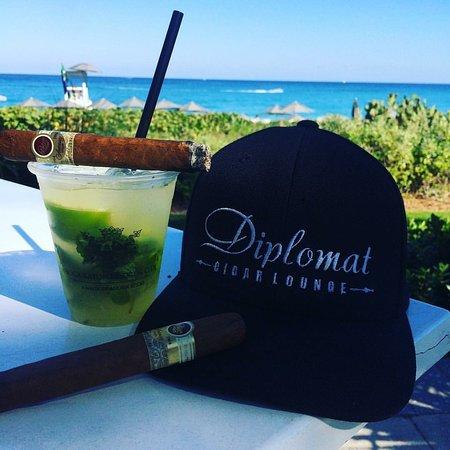 The Diplomat Cigar Lounge