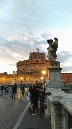 Bilde fra Museo Nazionale di Castel Sant'Angelo