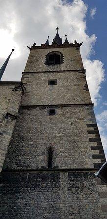 Louny, Czech Republic: Chrám svatého Mikuláše
