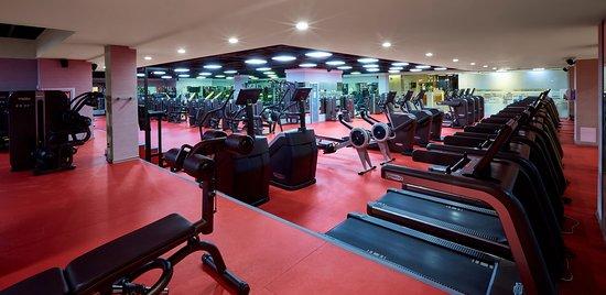 Aquaterra Wellness&Spa : Gym