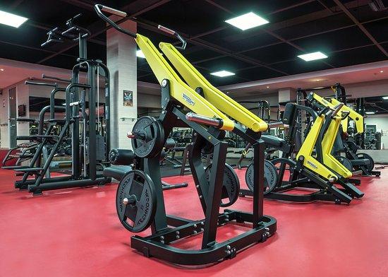 Aquaterra Wellness&Spa: Gym