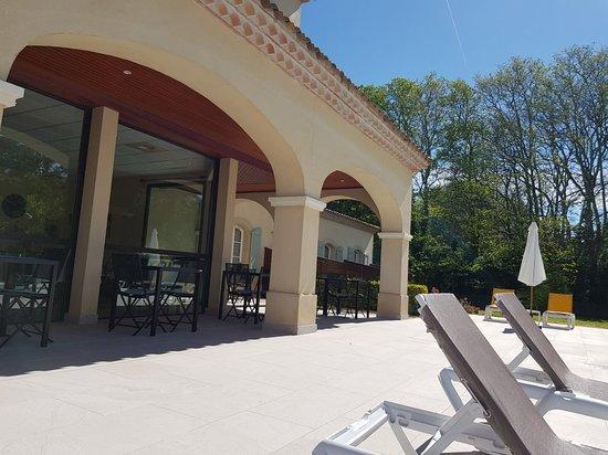 Bilde fra Hôtel La Bastide Saint Martin