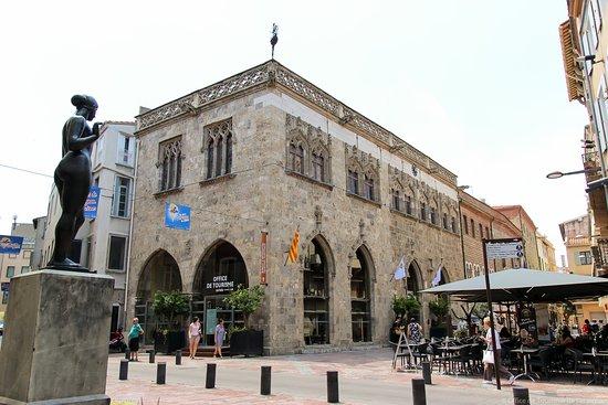 Office de Tourisme de Perpignan