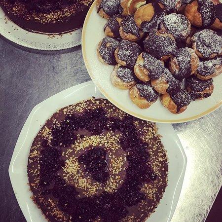 Agriturismo Menghino: torte miste