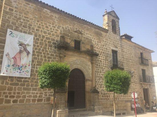 Sabiote, Spain: Convento de Santa María
