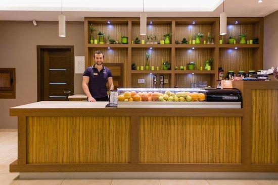 Aquaterra Wellness&Spa: Fitness Cafe