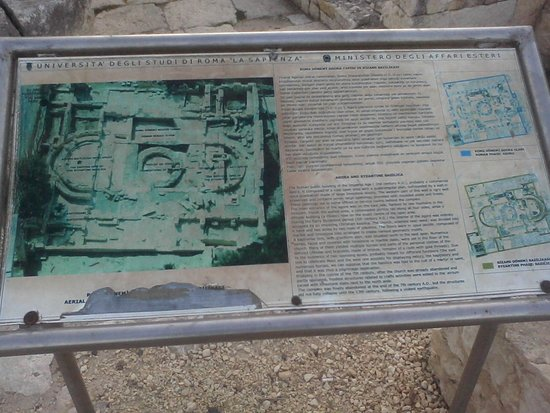 The Ancient City Plan and Info