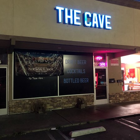 The Cave Sports Bar