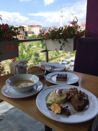 Ferizaj, Kosovo: food