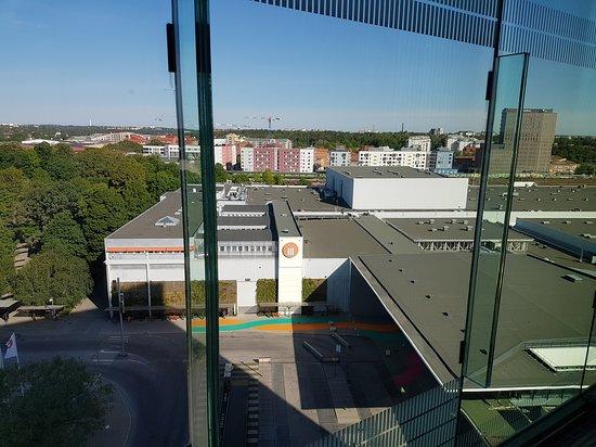Alvsjo, Suecia: Scandic Talk - View / Exhibition Halls