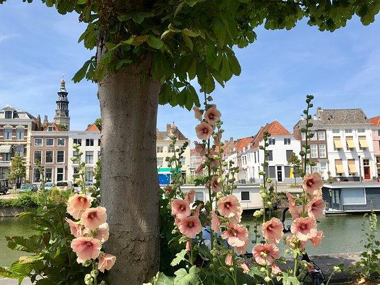Staswandeling met gids Middelburg