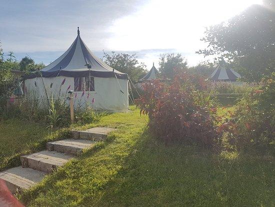Bilde fra Belle Tents Camping