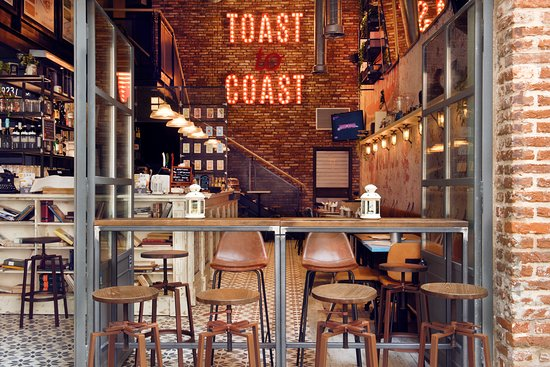 Toast To Coast Bicocca