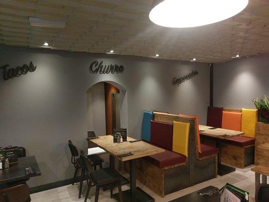 Cocina: The Cantina restaurant