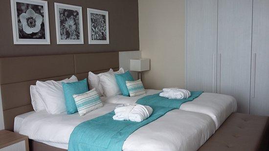 Salini Resort: Superior seaview room