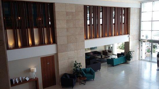 Salini Resort: An angle of the Lobby area