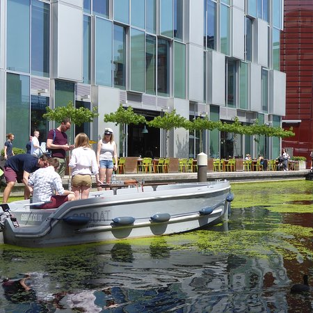 Restaurants Near Paddington Basin