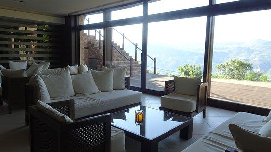 Trikala, Greece: relax spa area with tea fecilities