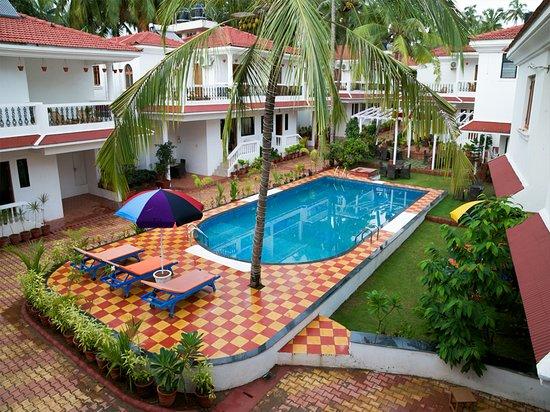 Aromiaa Villas: Aromiaa swimming pool