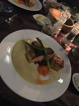 Breeze at The Samaya Seminyak: Atlantic Salmon