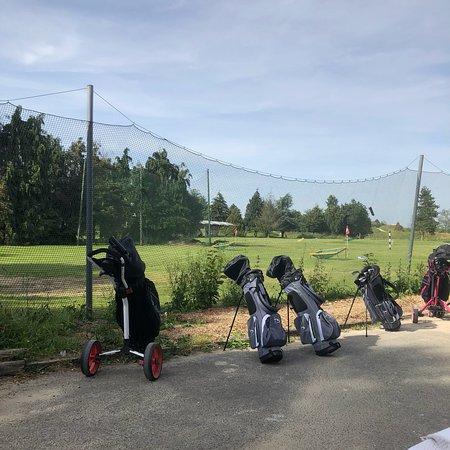 Golf Blue Green Saint-Aubin