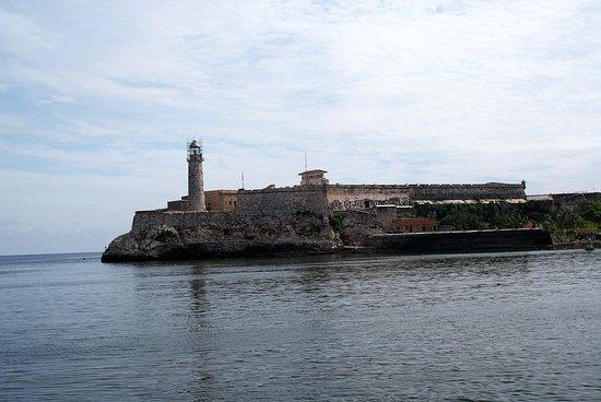 Fort San Salvador (Castillo De San Salvador De La Punta): Vue du fort 'Del Morro'