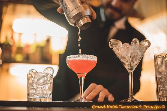 Grand Hotel Tamerici & Principe: Cocktails from our bar