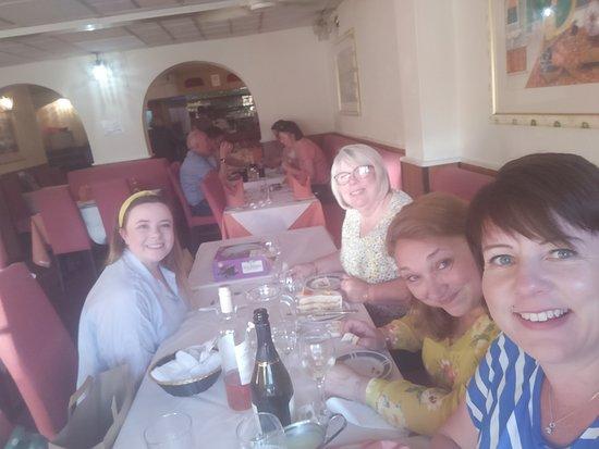 Standard Tandoori Restaurant: Mom's birthday meal at Standard Tandoori