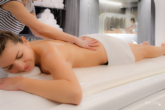 Massage Sous Affusion Picture Of Thalasso Spa Marin La Grande