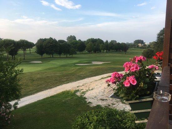 Hotel Golf Inn: Vista dalla camera