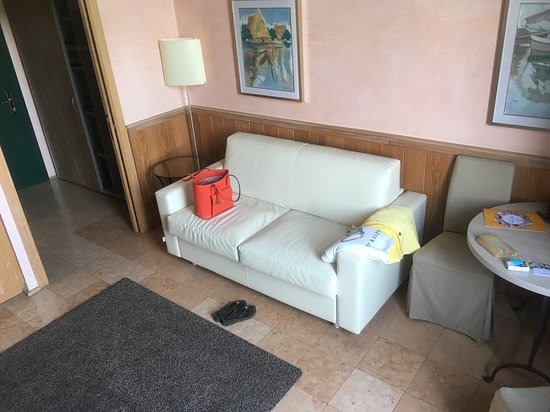 Hotel Golf Inn: Salotto