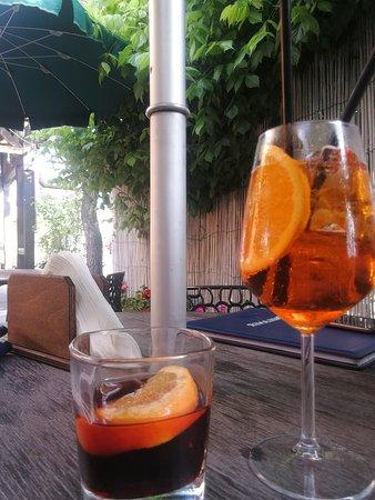 Godo, Olaszország: aperitivi