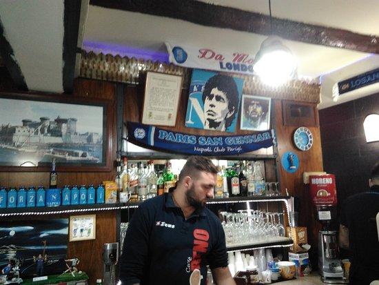 "Bar Nilo: ""Paris San Gennar"""