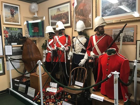 The Regimental Museum of The Royal Welsh (Brecon)
