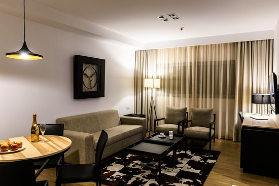 Hotel Ceiba Bissau: Grand Suite