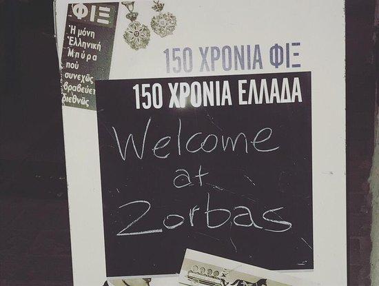Zorbas: Zorba's