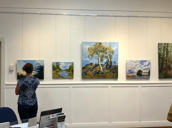 More local paintings to see at the Gloucester Gallery