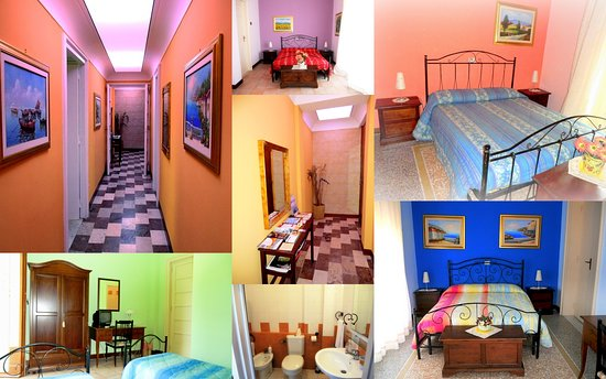 B&B Globetrotter Siracusa: rooms