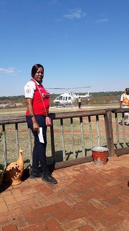 Bilde fra The Zambezi Helicopter Company - Private Flights
